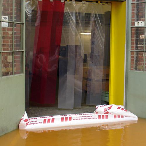 Barreras portátiles de contención Sistema DTC puertas
