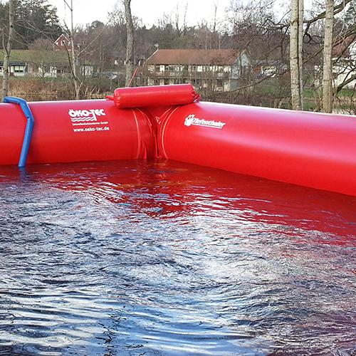 tubewall barreras contra inundaciones